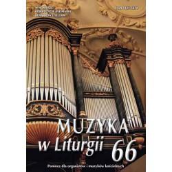 """""""Muzyka w Liturgii"""" Nr 66 (1/2013)"""
