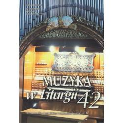"""""""Muzyka w Liturgii"""" Nr 42 (1/2007)"""
