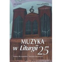"""""""Muzyka w Liturgii"""" Nr 25 (4/2002)"""