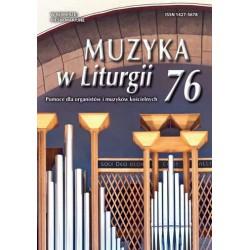 """""""Muzyka w Liturgii"""" Nr 76 (3/2015)"""