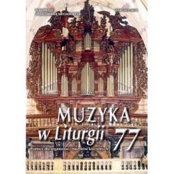 """""""Muzyka w Liturgii"""" Nr 77 (4/2015)"""