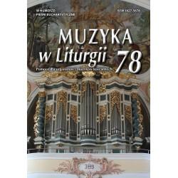 """""""Muzyka w Liturgii"""" nr 78 (1/2016)"""