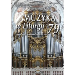 """""""Muzyka w Liturgii"""" nr 79 (2/2016)"""