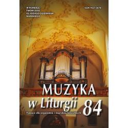 """""""Muzyka w Liturgii"""" nr 84 (3/2017)"""